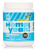 Hemp Yeah! Plant Protein Blend Vanilla Flavor (Organic) - 16 oz (454 Grams)