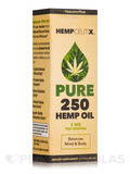 HempCeutix™ Pure Hemp Oil 250 mg - 1.7 fl. oz (50 ml)