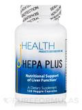 Hepa Plus - 120 Veggie Capsules