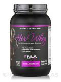 Her Whey, Vanilla Cupcake Flavor - 2 lbs (905 Grams)