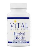 Herbal Biotic 60 Capsules