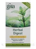 Herbal Digest Tea - 20 Tea Bags (1.41 oz / 40 Grams)