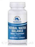 Herbal Water Balance - 50 Vegetable Capsules
