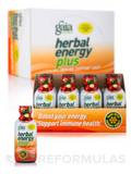 Herbal Energy plus Immune Support Shots - 12 Pack