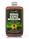 Herbal Expectorant Cough Syrup (Cherry Flavor) - 8.8 fl. oz