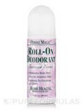Herbal Magic® Roll-On Deodorant (Jasmine Scent) - 3 fl. oz (88 ml)