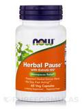Herbal Pause with EstroG-100 - 60 Vegetarian Capsules