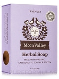 Herbal Soap Bar, Lavender - 4 oz (113.4 Grams)