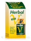 Herbal V Ultra Male Potency Formula 500 mg - 10 Capsules