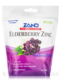 HerbaLozenge® Elderberry Zinc (Sweet Elderberry Natural Flavor) - 80 Lozenges