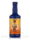 Hi Lignan Flax Oil (Organic) 16 fl. oz (473 ml) (F)