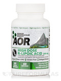 High Dose R-Lipoic Acid 60 Capsules