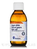 High EPA Finest Pure Fish Oil (Orange) 5.1 oz (150 ml)