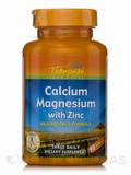 Calcium Magnesium with Zinc (High Potency Formula) 90 Tablets