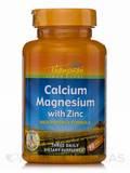 Calcium Magnesium with Zinc (High Potency Formula) - 90 Tablets