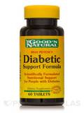 High Potency Diabetic Support Formula 60 Tablets