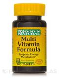 Multi Vitamin Formula 100 Tablets