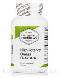 High Potency Omega EPA/DHA 90 Perles