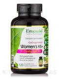 Women's 45+ 4-Daily Multi Vit-A-Min - 120 Vegetable Capsules