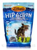 Hip Action with Glucosamine & Chondroitin Dog Treats Beef - 1 lb (454 Grams)