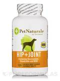Hip and Joint for Dogs - 120 Chicken Liver Flavored Chewable Tablets