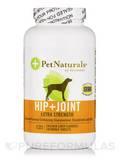 Hip and Joint Extra Strength for Dogs 120 Chicken Liver Flavored Chewable Tablets