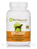 Hip and Joint Extra Strength for Dogs - 60 Chicken Liver Flavored Chewable Tablets
