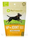 Hip + Joint Max Chews for All Dogs - 60 Chews (11.2 oz / 318 Gram)