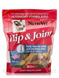 Hip & Joint Peanut Butter Biscuits Small Dog - 19.5 oz (550 Grams)