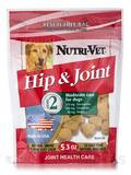 Hip & Joint Soft Chews (Natural Smoke Flavor) - 5.3 oz (150 Grams)