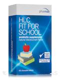 HLC Fit for School, Natural Blackcurrant Flavor - 30 Chewable Tablets