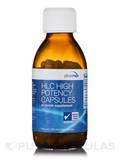 HLC High Potency Capsules - 120 Vegetable Capsules