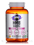 NOW® Sports - HMB 500 mg - 120 Vegetable Capsules