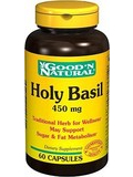 Holy Basil 450 mg 60 Capsules