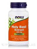 Holy Basil Extract 500 mg 90 Vegetarian Capsules