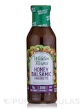 Honey Balsamic Vinaigrette Salad Dressing - 12 fl. oz (355 ml)