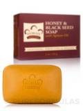 Honey & Black Seed Bar Soap - 5 oz (142 Grams)
