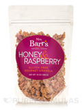 Honey & Raspberry Granola - 10 oz (283 Grams)