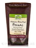 NOW® Real Food - Honey-Roasted Pecans - 8 oz (227 Grams)