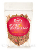 Honey & Strawberry Granola - 10 oz (283 Grams)
