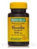 Hoodia Gordonii 800 mg - 30 Capsules