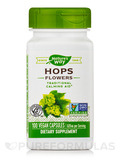 Hops Flowers - 100 Vegan Capsules