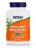 Horny Goat Weed Extract 750 mg 90 Tablets