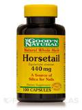 Horsetail 440 mg 100 Capsules