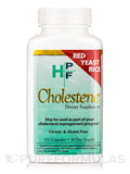 HPF Cholestene (Red Yeast Rice) 600 mg - 120 Capsules