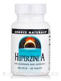 Huperzine A 200 mcg - 60 Tablets