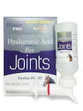 Hyalun Pro 30, Hyaluronic Acid for Joints - Equine Joint & Cartilage Support - 3 oz (90 ml)