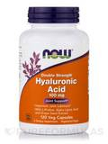 Hyaluronic Acid 100 mg - 120 Vegetarian capsules