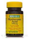 Hyaluronic Acid 100 mg 30 Capsules