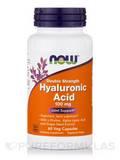 Hyaluronic Acid 100 mg - 60 Vegetarian Capsules